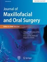 Journal of Maxillofacial and Oral Surgery 1/2018