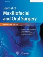Journal of Maxillofacial and Oral Surgery 2/2018