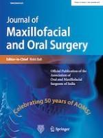 Journal of Maxillofacial and Oral Surgery 3/2019