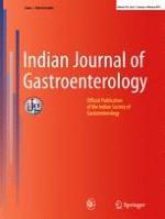Indian Journal of Gastroenterology 1/2015