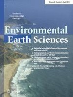 Environmental Earth Sciences 4/2010