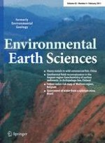 Environmental Earth Sciences 4/2011