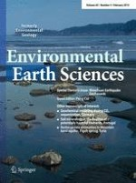 Environmental Earth Sciences 4/2012