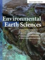 Environmental Earth Sciences 3/2012