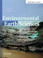 Environmental Earth Sciences 1/2013