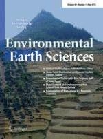 Environmental Earth Sciences 1/2013