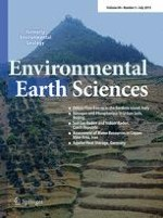 Environmental Earth Sciences 5/2013