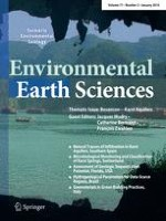 Environmental Earth Sciences 2/2014