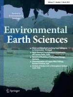 Environmental Earth Sciences 5/2014