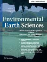 Environmental Earth Sciences 6/2014