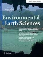 Environmental Earth Sciences 9/2014