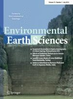 Environmental Earth Sciences 1/2014