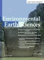 Environmental Earth Sciences 10/2014