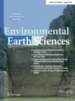 Environmental Earth Sciences 3/2014