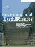 Environmental Earth Sciences 4/2014
