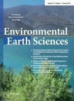 Environmental Earth Sciences 1/2015