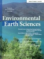 Environmental Earth Sciences 11/2015