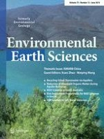 Environmental Earth Sciences 12/2015