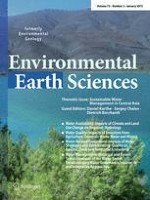 Environmental Earth Sciences 2/2015