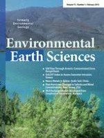 Environmental Earth Sciences 3/2015