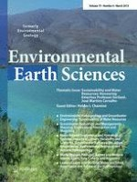Environmental Earth Sciences 6/2015