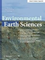 Environmental Earth Sciences 4/2015