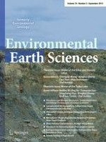 Environmental Earth Sciences 5/2015