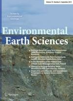 Environmental Earth Sciences 6/2015