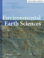 Environmental Earth Sciences 23/2016