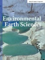 Environmental Earth Sciences 15/2017