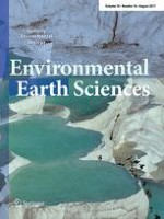 Environmental Earth Sciences 16/2017