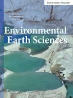 Environmental Earth Sciences 4/2017