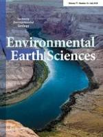Environmental Earth Sciences 14/2018