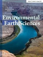 Environmental Earth Sciences 16/2018