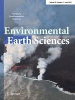 Environmental Earth Sciences 11/2019