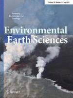 Environmental Earth Sciences 13/2019