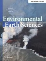 Environmental Earth Sciences 14/2019