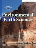 Environmental Earth Sciences 13/2020