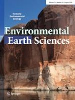 Environmental Earth Sciences 16/2020