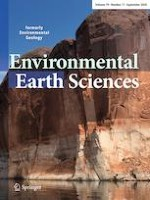 Environmental Earth Sciences 17/2020