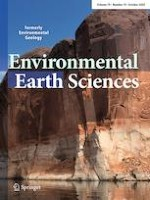 Environmental Earth Sciences 19/2020