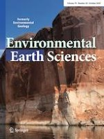 Environmental Earth Sciences 20/2020