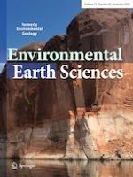 Environmental Earth Sciences 22/2020