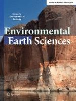Environmental Earth Sciences 3/2020