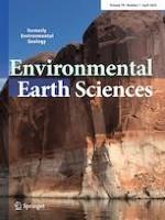 Environmental Earth Sciences 7/2020