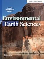 Environmental Earth Sciences 8/2020