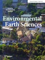 Environmental Earth Sciences 5/2021