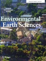 Environmental Earth Sciences 8/2021