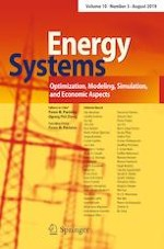 Energy Systems 3/2019