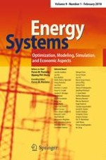 Energy Systems 1/2018